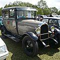 CITROËN B14G berline 1928 Madine (1)