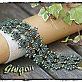 Confection Cuff (Beadwork 04_05 2014)