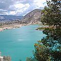 2016 MARCHE JUIN Barrage de l'Amadoiro