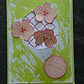 Carte patouille et orchidées
