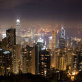 - THE PEAK <b>VIEW</b> BY NIGHT-