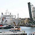 Histoire de docks (de lowry à deville)