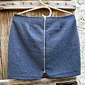 Ma petite jupe en jean !