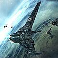 Eve Online : un <b>jeu</b> de <b>rôle</b> futuriste