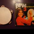 Mini pinki tambourine, bliss, italie