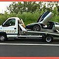 Dépannage auto - Enlèvement d'épaves Ile de France -