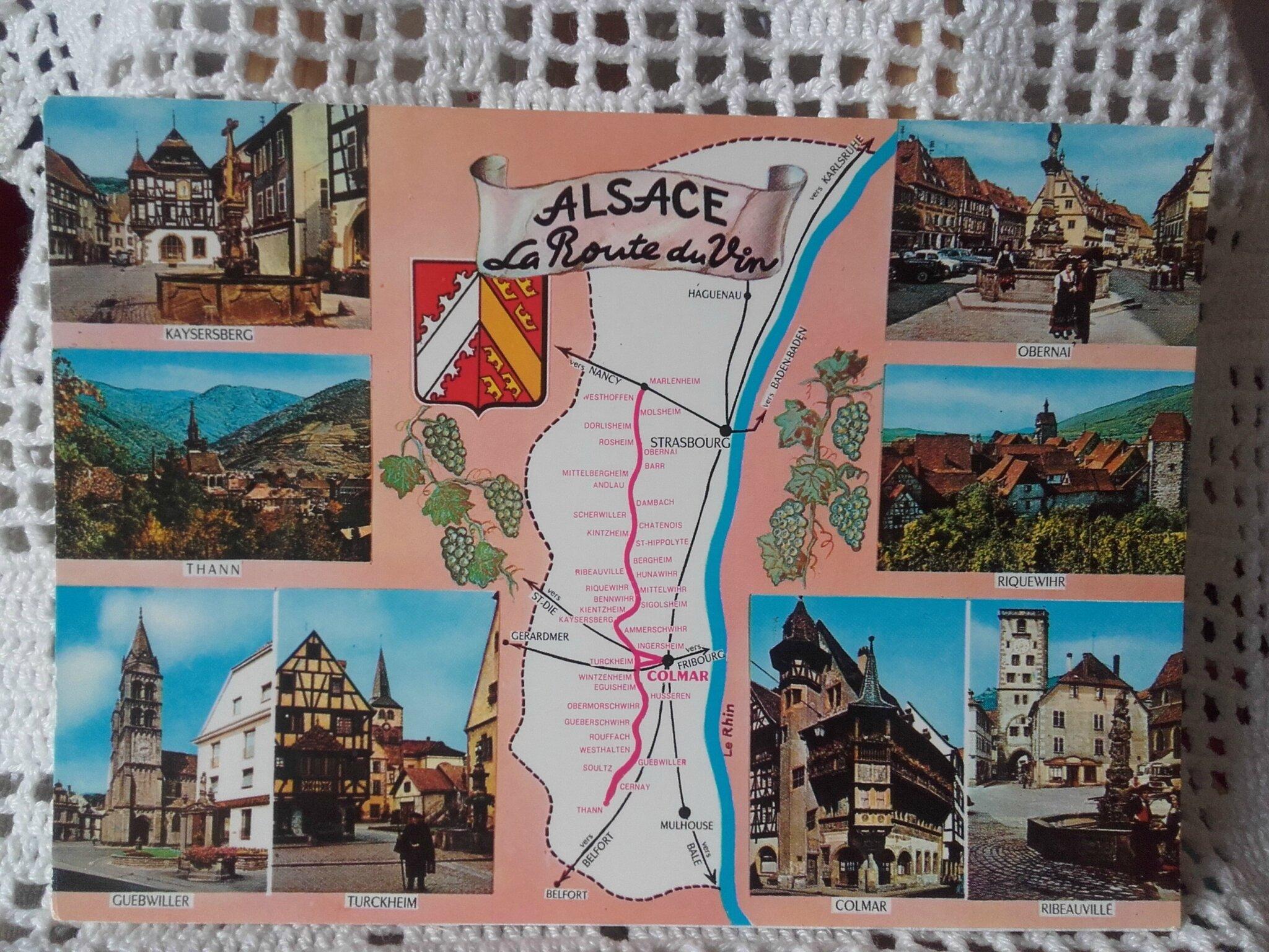 00 Alsace Datée 1995