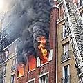 <b>Incendie</b> : que faire si votre immeuble est en feu ?