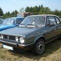 VOLKSWAGEN Golf cabriolet Karmann Hambach (1)