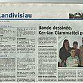 2014 - Concours de la BD scolaire d'Angoulême