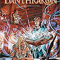 Danthrakon, t1, Le grimoire glouton, de Christophe Arleston et Olivier Boiscommun