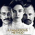 [Poster] A Dangerous Method