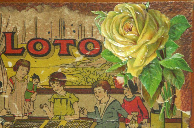 2008-10 Boite loto jaune 9