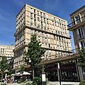 Les ISAI de la place de l'Hôtel de Ville du Havre