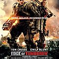 <b>Edge</b> <b>of</b> <b>Tomorrow</b>