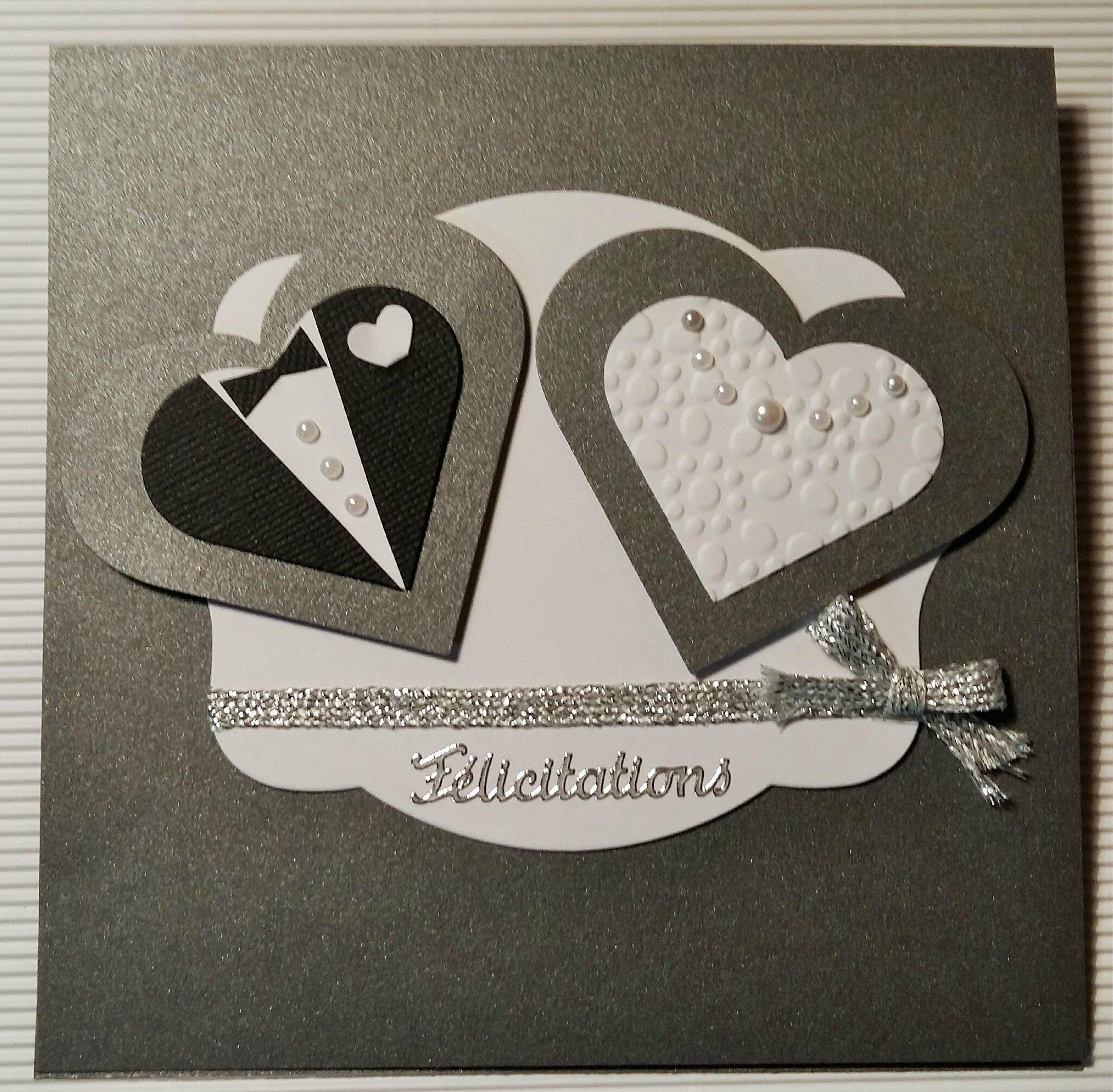 Carte de mariage