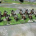Cavalerie légère numide