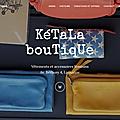 <b>Nayanaï</b> chez Kétala Boutique