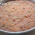 Kalb el louz ou chamia