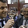 Macron élu