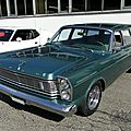 Ford Country Sedan <b>wagon</b>-1965