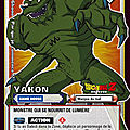 Yakon - Dragon Ball Personnages