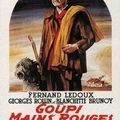 <b>JACQUES</b> <b>BECKER</b>. PIERRE VERY. GOUPI MAISINS ROUGES
