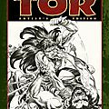Joe Kubert's <b>Tor</b> Artist Edition