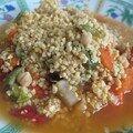 Couscous de soja façon marion