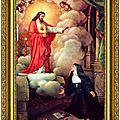 12 promesses du sacré-coeur de jésus à sainte marguerite-marie - 1675