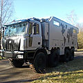 Iveco Astra HD8 8x6 Expedition Truck