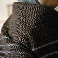 Crocheter un pull raglan