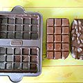 Le chocolat...