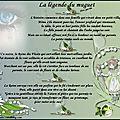 La légende du muguet - 1ère partie