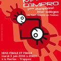 ✔ 2007-2008 9ÈME CHAMPIONNAT INTER-COLLÈGES SQY