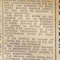 samedi 30 août 1941