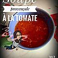 #cookeo : soupe provençale à la tomate