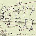 Le 72e ri dans les combats à riaville. avril 1915.