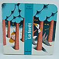 Feuilletage de livre #1 : la forêt