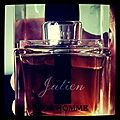 Dior Homme Julien