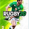 Test de <b>Rugby</b> 20 - Jeu Video Giga France