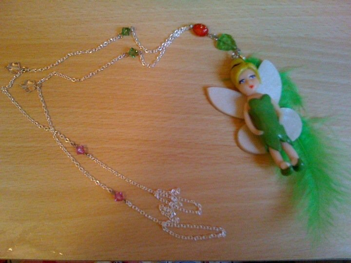 Collier Tinkerbell