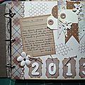 52 semaines : 52 pages pour <b>2013</b> !