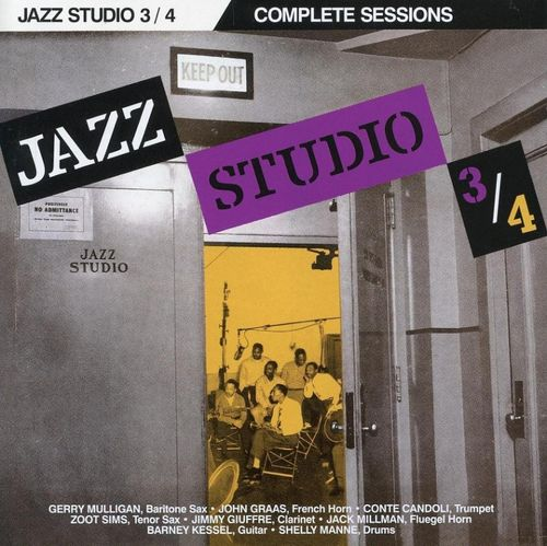 John Graas - 1954-55 - Complete sessions Jazz Studio Vol