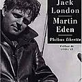 Martin eden, jack london,phébus, collection libretto