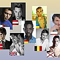 Mr gay europe 2014 - les premiers candidats