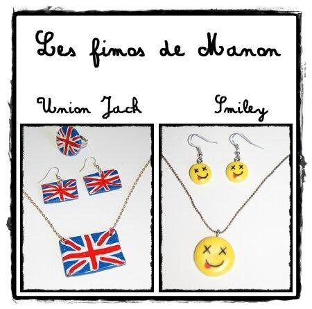 Union Jack et smiley