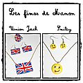Union Jack et smiley