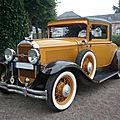 BUICK Model 56S Fisher 2door coupé 1931