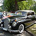 MERCEDES 300 cabriolet 1955 Baden Baden (1)